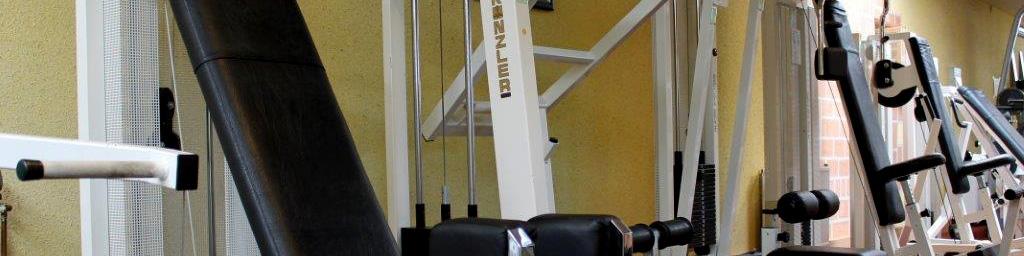 Foto der Fitnessgeräte